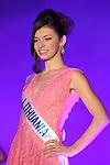 December 17, 2013, Tokyo, Japan - Lithuania Elna Segzdaviciute at the 2013 Miss International beauty pageant, Tokyo, Japan, 17 December 2013. (Photo by Motoo Naka/AFLO)