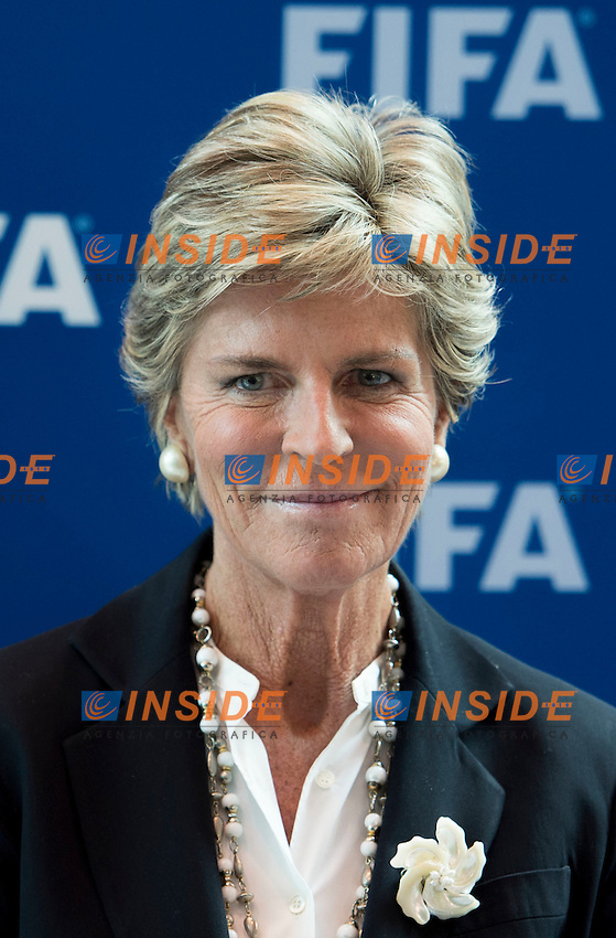 Zurigo 14-10-2016  Football FIFA - Council meeting; FIFA Council member Evelina Christillin (ITA) at the FIFA headquarters in Zurich<br />  Foto Steffen Schmidt/freshfocus/Insidefoto ITALY ONLY