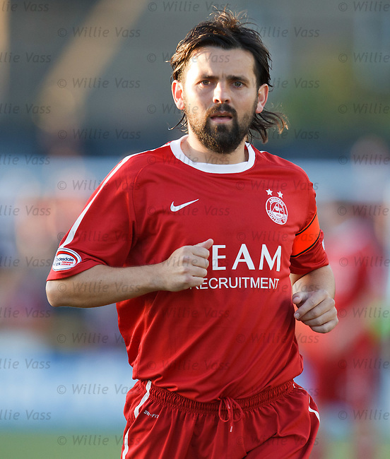 Paul Hartley, Aberdeen