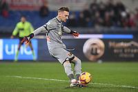 Ionut Radu Genoa.<br /> Roma 16-12-2018 Stadio Olimpico<br /> Football Calcio Campionato Serie A<br /> 2018/2019 <br /> AS Roma - Genoa<br /> Foto Antonietta Baldassarre / Insidefoto