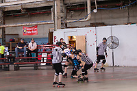 107 Nashville vs Downriver Roller Dolls