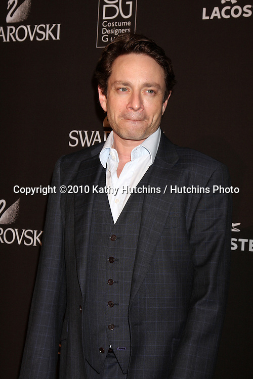 Chris Kattan.arriving at the 2010 Costume Designer's Guild Awards.Beverly Hilton Hotel.Beverly Hills, CA.February 25, 2010.©2010 Kathy Hutchins / Hutchins Photo....