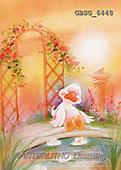Ron, CUTE ANIMALS, Quacker, paintings, duck, garden(GBSG6448,#AC#) Enten, patos, illustrations, pinturas