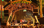 """Fremont Street Experience 8th annual BikeFest premiers """"Born 2 be Wild"""" on the Viva Vision and a live performance by the band Culture Killers"""