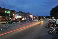 NWA Democrat-Gazette/MICHAEL WOODS • @NWAMICHAELW<br /> Dickson Street in Fayetteville Saturday August 29, 2015.
