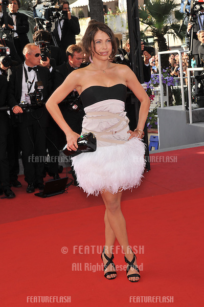 "Jana Pallaske at the premiere of ""Inglourious Basterds"" in competition at the 62nd Festival de Cannes..May 20, 2009  Cannes, France.Picture: Paul Smith / Featureflash"