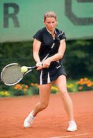 10-8-08, Eten Leur, NJK Tennis, Finaliste meisjes 18 jaar, Quirine Lemoine