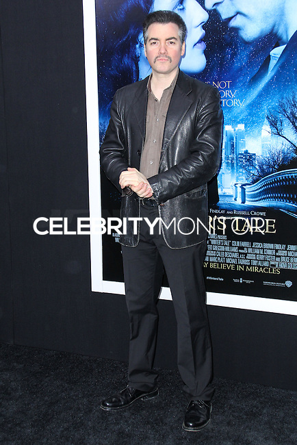 """NEW YORK, NY - FEBRUARY 11: Kevin Corrigan at the World Premiere Of Warner Bros. Pictures' """"Winter's Tale"""" held at Ziegfeld Theatre on February 11, 2014 in New York City. (Photo by Jeffery Duran/Celebrity Monitor)"""