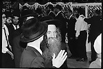 Hasidic Jewish wedding , Stamford Hill, London
