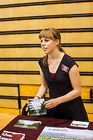 The Sonoma County College & Career-Ready Fair was held at Windsor High School on September 10, 2013.