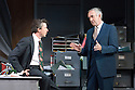 Glengarry Glen Ross by David Mamet ,directed by James MacDonald.  With Jonathan Pryce as Shelly Levene,Aidan Gillen as Richard Roma. Opens at Apollo Theatre on  10/10/07. CREDIT Geraint Lewis