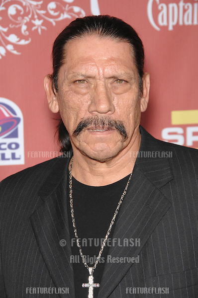"Danny Trejo at Spike TV's ""Scream 2007"" Awards honoring the best in horror, sci-fi, fantasy & comic genres, at the Greak Theatre, Hollywood..October 20, 2007  Los Angeles, CA.Picture: Paul Smith / Featureflash"