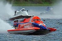 Brent Dillard (#80), Mark Jakob (#7) and Dana Tomes (#66)     (Formula 1/F1/Champ class)