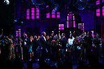 "The cast and creative team during the Broadway Opening Night Curtain Call of ""The Prom"" at The Longacre Theatre on November 15, 2018 in New York City."
