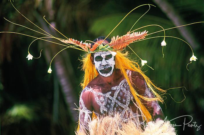 Danseur de Wapan, ile des pins