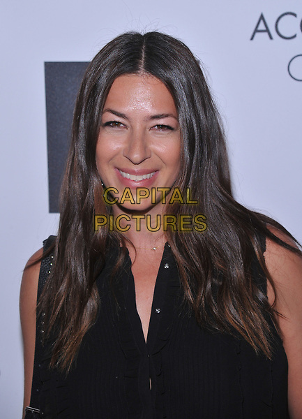 NEW YORK, NY - August 7: Rebecca Minkoff attends the Accessories Council's 21st Annual celebration of the ACE awards at Cipriani 42nd Street on August 7, 2017 in New York City in New York City. <br /> CAP/MPI/JP<br /> &copy;JP/MPI/Capital Pictures