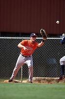 Houston Astros Kolbey Carpenter (59) during an instructional league game against the Atlanta Braves on October 1, 2015 at the Osceola County Complex in Kissimmee, Florida.  (Mike Janes/Four Seam Images)