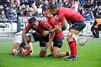 190406 France Top 14 Rugby - Toulouse v Toulon