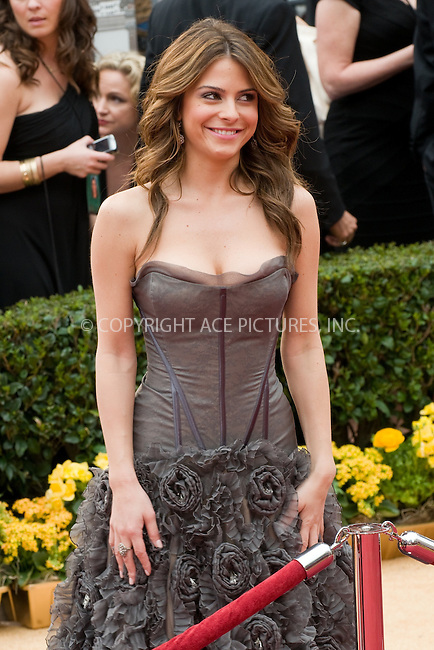 WWW.ACEPIXS.COM . . . . .  ....February 22, 2009. Hollywood, CA....TV personality Maria Menounos arrives at the 81st Annual Academy Awards held at the Kodak Theater on February 22, 2009 in Hollywood, CA.......Please byline: Z09- ACEPIXS.COM.... *** ***..Ace Pictures, Inc:  ..Philip Vaughan (646) 769 0430..e-mail: info@acepixs.com..web: http://www.acepixs.com
