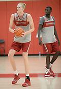 UA Basketballs Practices Sept. 26, 2019