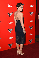 Emma Willis at The Voice Kids photocall at Madame Tussauds, London, UK. <br /> 06 June  2017<br /> Picture: Steve Vas/Featureflash/SilverHub 0208 004 5359 sales@silverhubmedia.com