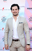 LOS ANGELES, CA - APRIL 6: Giacomo Gianniotti, at the Ending Youth Homelessness: A Benefit For My Friend's Place at The Hollywood Palladium in Los Angeles, California on April 6, 2019.   <br /> CAP/MPI/SAD<br /> &copy;SAD/MPI/Capital Pictures
