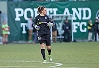 Portland, OR - Saturday May 06, 2017: Haley Kopmeyer during a regular season National Women's Soccer League (NWSL) match between the Portland Thorns FC and the Chicago Red Stars at Providence Park.