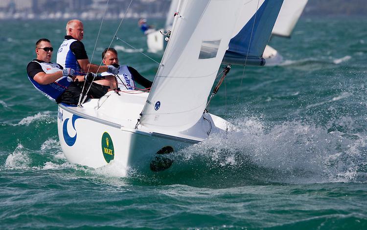 832, Fleet: Sonar, Crew: Udo Hessels, Marcel van de Veen, Mischa Rossen, Country: NED