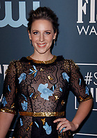 SANTA MONICA, CA - JANUARY 13: Jessie Mueller attends the 24th annual Critics' Choice Awards at Barker Hangar on January 12, 2020 in Santa Monica, California. <br /> CAP/MPI/IS/CSH<br /> ©CSHIS/MPI/Capital Pictures
