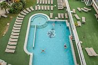terme, bagni termali a Viterbo, sorgente Bullicame, a Montegrotto e Abano Terme