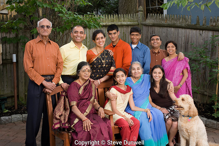 Dhingra family, Brookline, MA