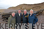 L-R John Mulvihill (Red Fox Pub) Glennbeigh, Cllr Michael Cahil from Glennbeigh, Ger Murphy from Glennbeigh and Johnny O'Connor (Fine Gael candidate) from Killorglin.