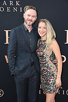 "04 June 2019 - Hollywood, California - Shawn Ashmore, Dana Ashmore. ""Dark Phoenix"" Los Angeles Premiere held at TCL Chinese Theatre. <br /> CAP/ADM/BT<br /> ©BT/ADM/Capital Pictures"