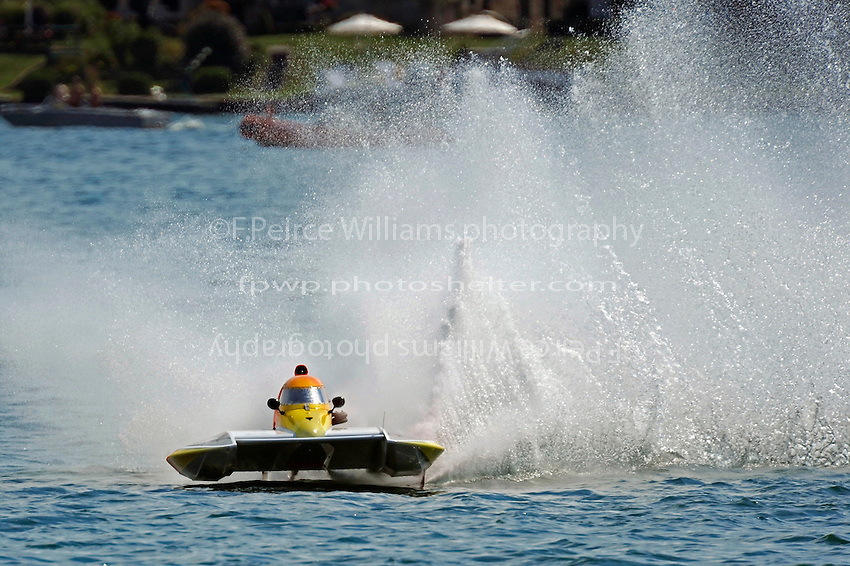 "Steve Armstrong, CS-11 ""Total Chaos""  (2.5 Litre Stock hydroplane(s)"