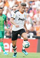 Valencia CF's Gabriel Paulista during La Liga match. August 17,2019. (ALTERPHOTOS/Acero)<br /> Liga Spagna 2019/2020 <br /> Valencia - Real Sociedad<br /> Foto Alterphotos / Insidefoto <br /> ITALY ONLY