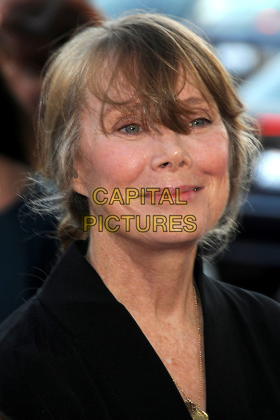 "SISSY SPACEK.""Get Low"" Los Angeles Premiere held at the AMPAS Samuel Goldwyn Theater, Beverly Hills, California, USA..July 27th, 2010.headshot portrait black.CAP/ADM/BP.©Byron Purvis/AdMedia/Capital Pictures."