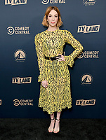 30 May 2019 - West Hollywood, California - Molly Bernard. Paramount Network, Comedy Central, TV Land Press Day 2019 held at The London West Hollywood  . Photo Credit: Birdie Thompson/AdMedia<br /> CAP/ADM/BT<br /> ©BT/ADM/Capital Pictures