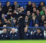Everton's Roberto Martinez looks on<br /> <br /> Barclays Premier League- Chelsea vs Everton  - Stamford Bridge - England - 11th February 2015 - Picture David Klein/Sportimage