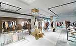 T&B (Contractors) Ltd - Harrods - Advanced International Designer Room  9th November 2017
