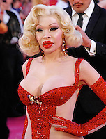 "Amanda Lepore attending the ""20th Life Ball"" AIDS Charity Gala 2012 held at the Vienna City Hall. Vienna, Austria, 19th May 2012...Credit: Wendt/face to face /MediaPunch Inc. ***FOR USA ONLY**"