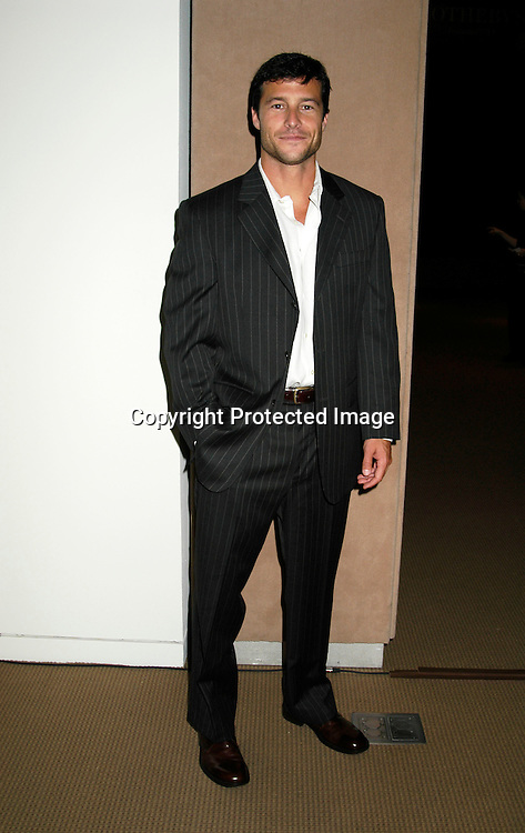 ..Mark Collier ..at the New York Women in Film & Television's Fifth Annual Designing Hollywood Gala on June  23, 2004 at Sotheby's New York. ..Photo by Robin Platzer, Twin Images..Maggie Delgado, Costume Designer of As The World Turns,..Aude Bronson-Howard, and Naomi Donne were all ..honored and were on a panel.