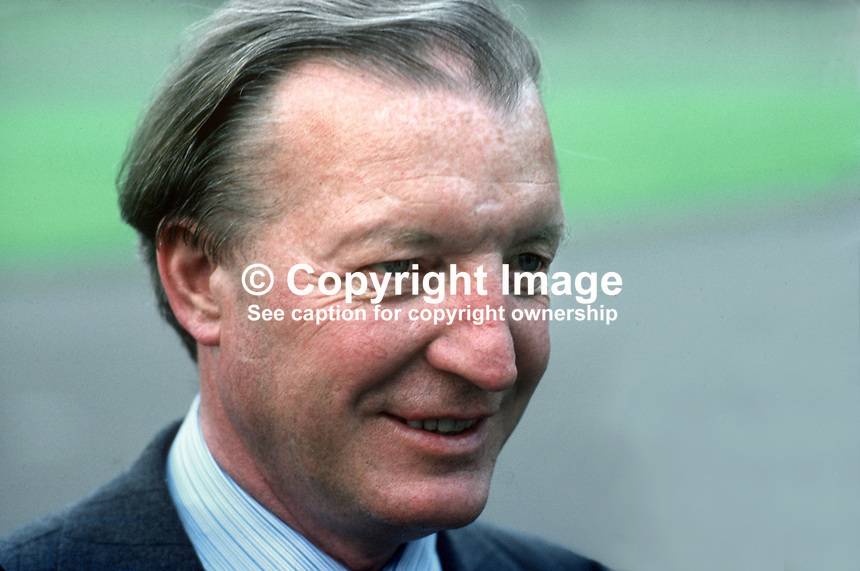 Charles Haughey, TD, Minister for Health &amp; Social Welfare, Fianna Fail, Rep of Irleand, 1978000077CH.<br />