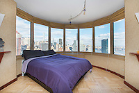 Bedroom at 330 East 38th Street