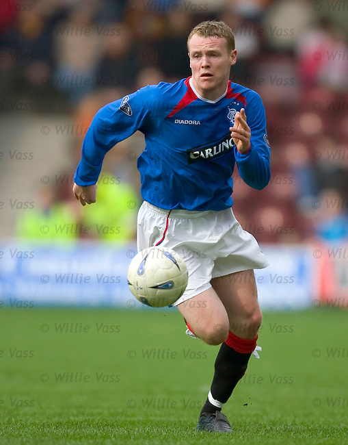 Michael Ball, Rangers.stock season 2004-2005.pic willie vass