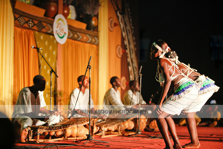 The 12th biannual Salon International de l'Artisanat de Ouagadougou (SIAO) in Burkina Faso welcomed emerging and well-known musicians and traditional dance troupes.