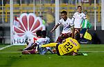 Independiente Santa Fe igualó como local 1-1 ante Deportes Tolima. Fecha 17 Liga Águila II-2016.