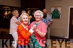 The Wednesday Club Abbeyfeale held a Tea Dance last Sunday in Fr. Casey&rsquo;s GAA Club in aid of  Recovery Haven Cancer Support House &amp; Kerry Hospice Foundation.<br /> Kathy Carmody from Ballylongford &amp; Maureen Connolly from Kilmorna , Listowel.