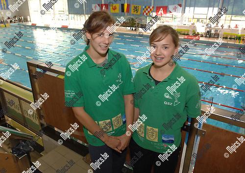 Belgische jeugdkampioenschappen zwemmen: Geelse sportvereniging zwemmen