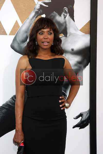 """Aisha Tyler <br /> at the """"Magic Mike XXL"""" Premiere, TCL Chinese Theater, Hollywood, CA 06-25-15<br /> David Edwards/DailyCeleb.com 818-249-4998"""