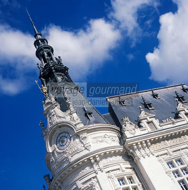 Europe/France/89/Bourgogne/Yonne/Sens: L'hôtel de ville